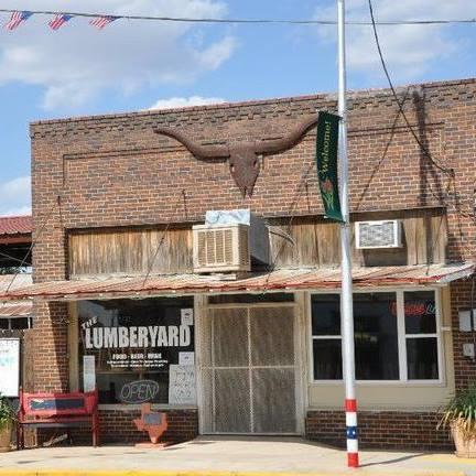 The Lumberyard - Roscoe Texas